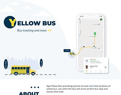 Yellow Bus APP
