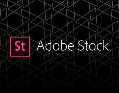 Adobe Stock - Geometric Motion Graphics Templates