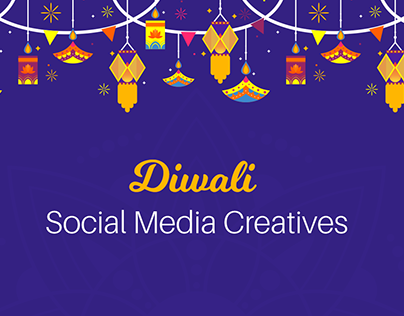 Diwali Social Media Creatives