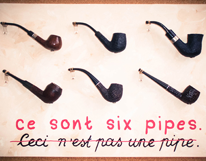 Ce sont six pipes