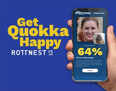 Get Quokka Happy