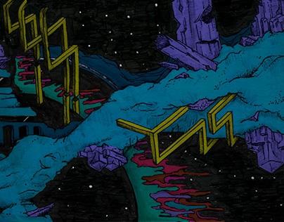 Digital Illustration 14' - 15'