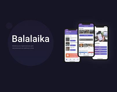 Balalaika - Learning english app