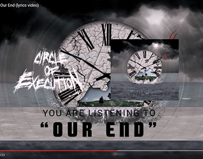 """Our End"" - Lyrics video"
