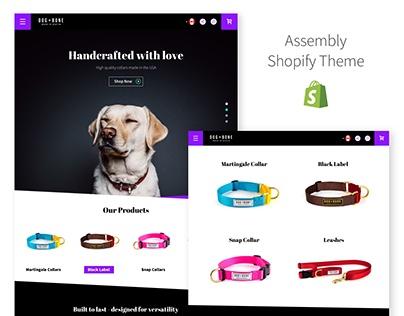 Assembly Shopify Theme