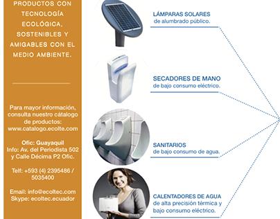 ECOLTEC - DESARROLLO DE ETIQUETAS