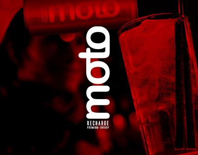 Redesign - MOTO Energy Drink