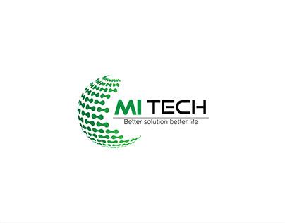 MI TECH Logo