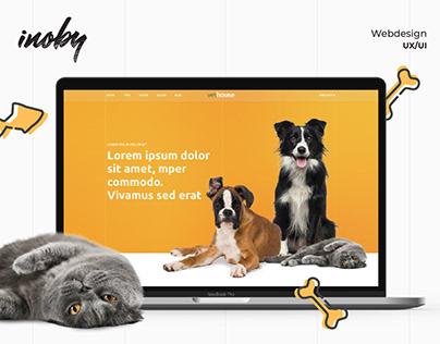 VetHouse Website
