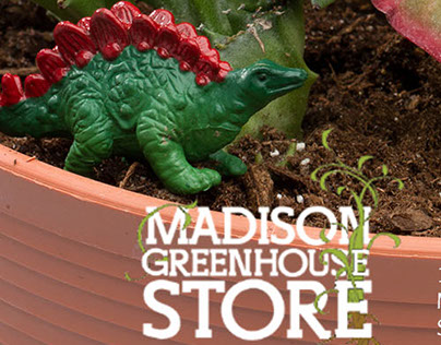 Madison Greenhouse Store Ads