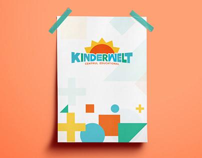 KINDERWELT branding