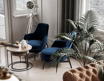 Chest Livingroom / Adana TR (VraynextGPU)