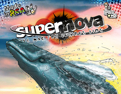 Supernova: volume 5 covers