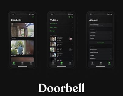 Doorbell iOS app