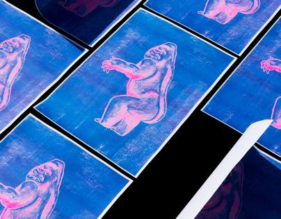 Phosphor Prints series 04