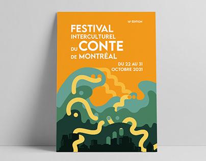 Festival interculturel du conte de Montréal 2021
