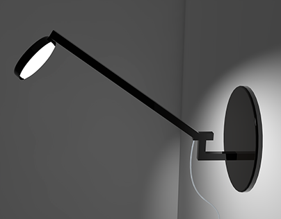 Day in, day out - Lamp study