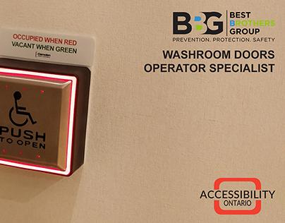 Washroom Doors