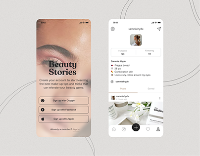 ▪ Beauty Stories App ▪