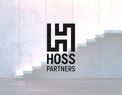 HOSS. branding. logo. art direction. print.