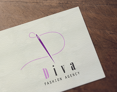 "My New Work- ""Diva Fashion Agency"""