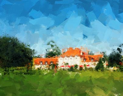 Le domaine de l'Orangerie