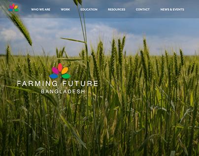 AgroFarm BD - Interview WebMockup