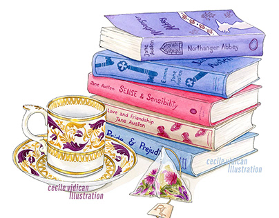 Jane Austen and Tea