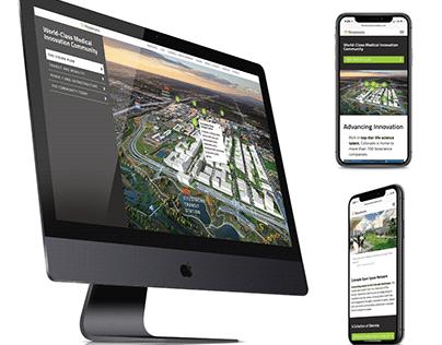 Fitzsimons Innovation Community Website