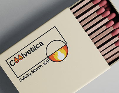 Coolvetica Safety Match