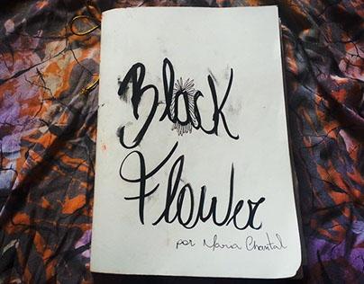 Projeto Black Flower ( Ilustração)
