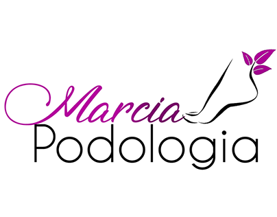 Marcia Podologia - Logo e Cartão de Visita