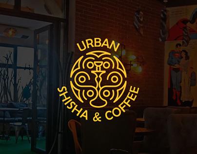 Logo for URBAN Shisha & Coffee