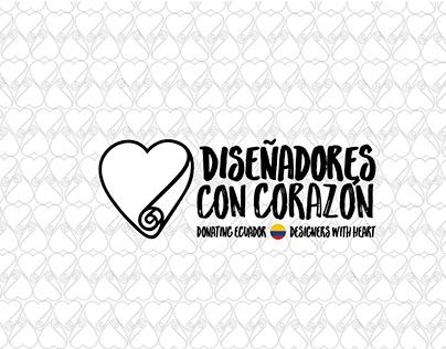 Todos somos Ecuador - Diseñadores con corazón
