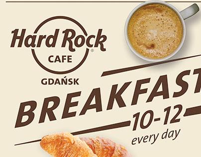 Good things happen in Hard Rock Cafe Gdańsk ;)