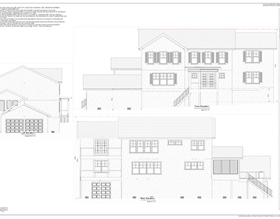 Guilford Connecticut - Architectural Drawings