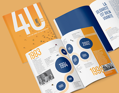 Magazine 40 ans FPPU