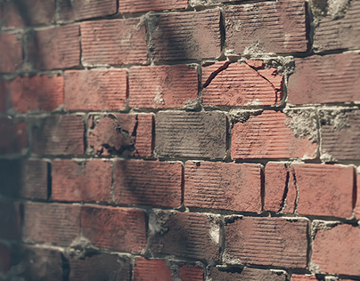 Procedural Bricks | Blender Material Study