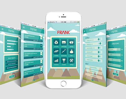 App UI/UX | Frank iBanking