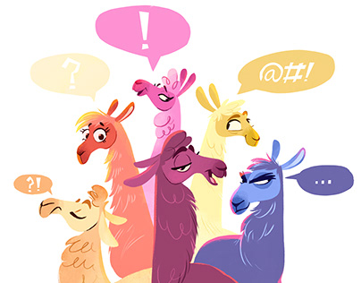 Drama Llamas