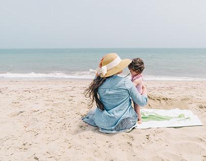 5 Tips to Maximize Family Beach Trips