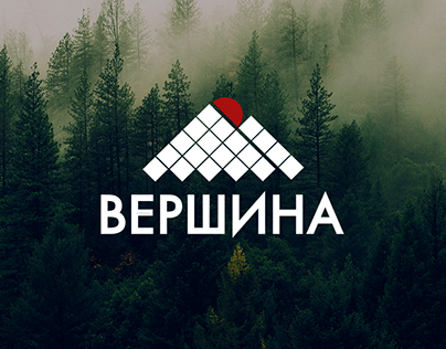 "logo and packaging ТМ ""Вершина"""