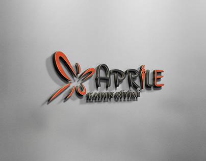 APRILE fashion logo
