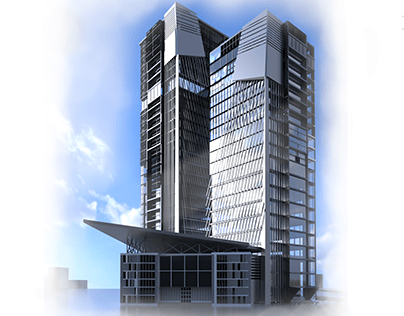 Administrative tower
