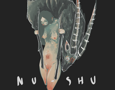 Nu Shu - Digipack Project
