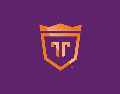 Toptip app branding