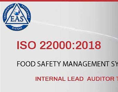 ISO 22000 Lead Auditor Training Course In Uae