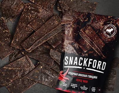 Snack packaging / Упаковка снеков