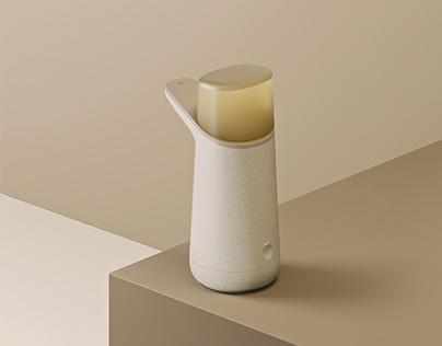 Lotus | Soap Dispenser