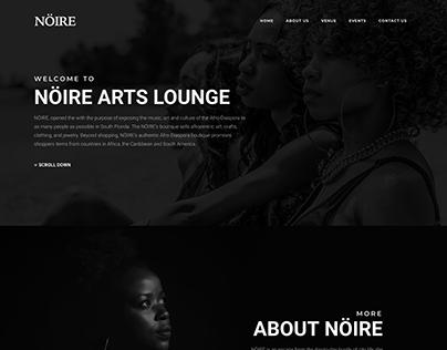 NÖIRE ARTS LOUNGE